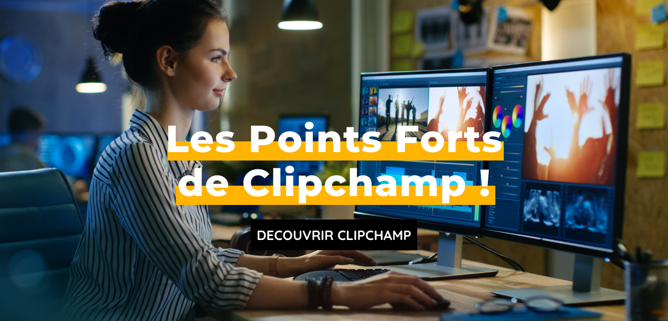Clipchamp - Business Tools - Points Forts