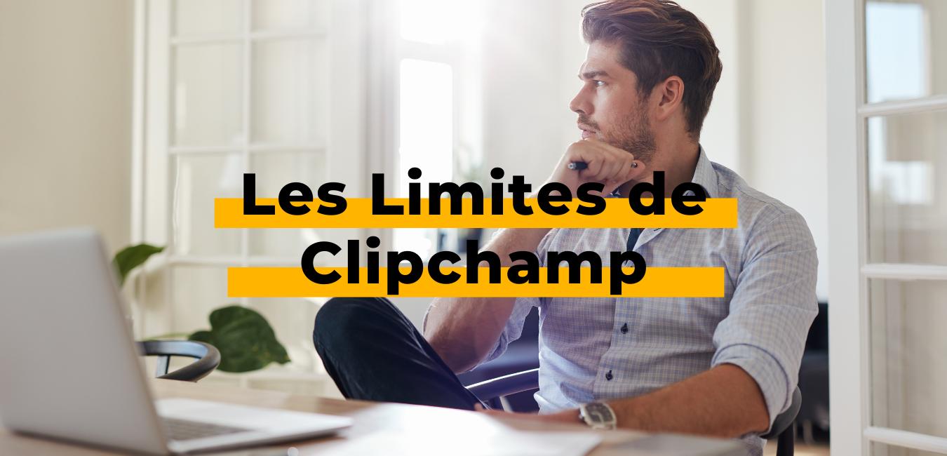 Clipchamp - Business Tools - Limites