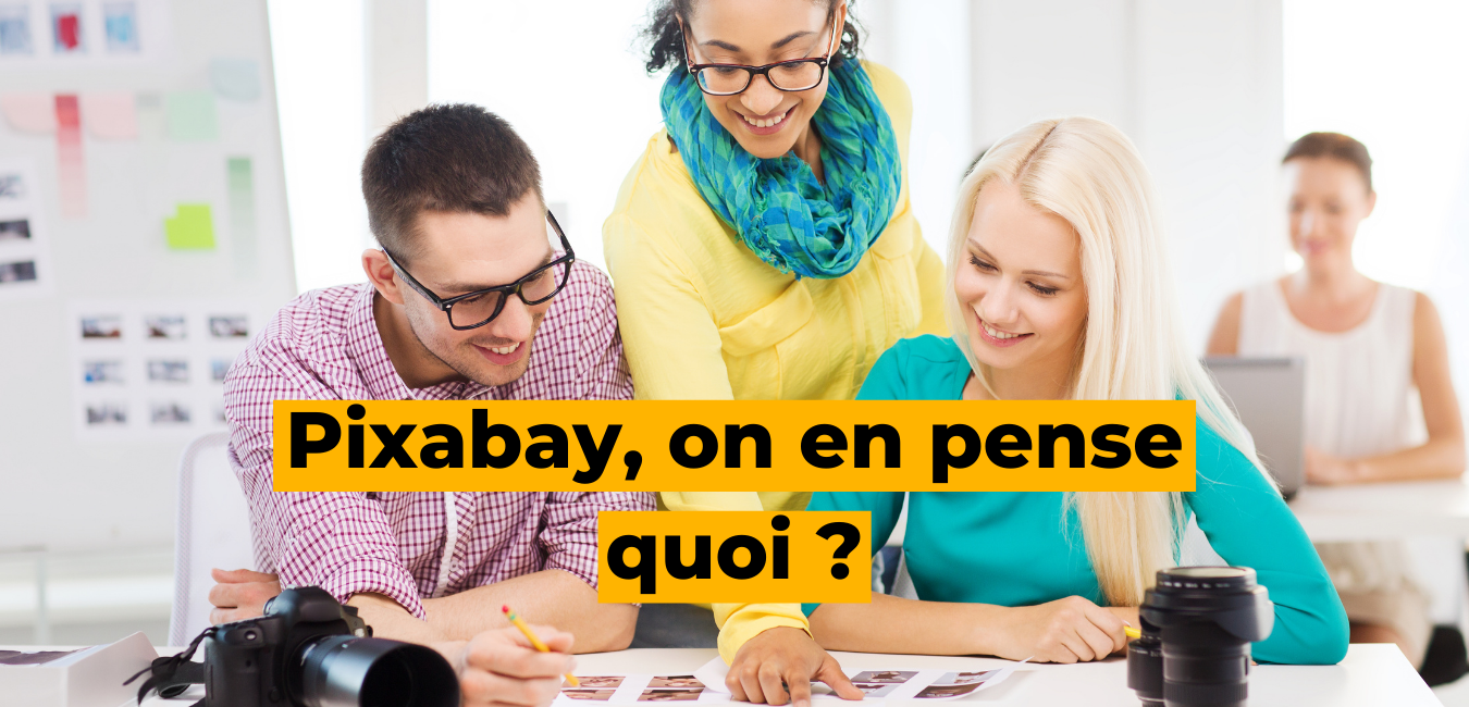 Pixabay - Business Tools - On pense quoi ?