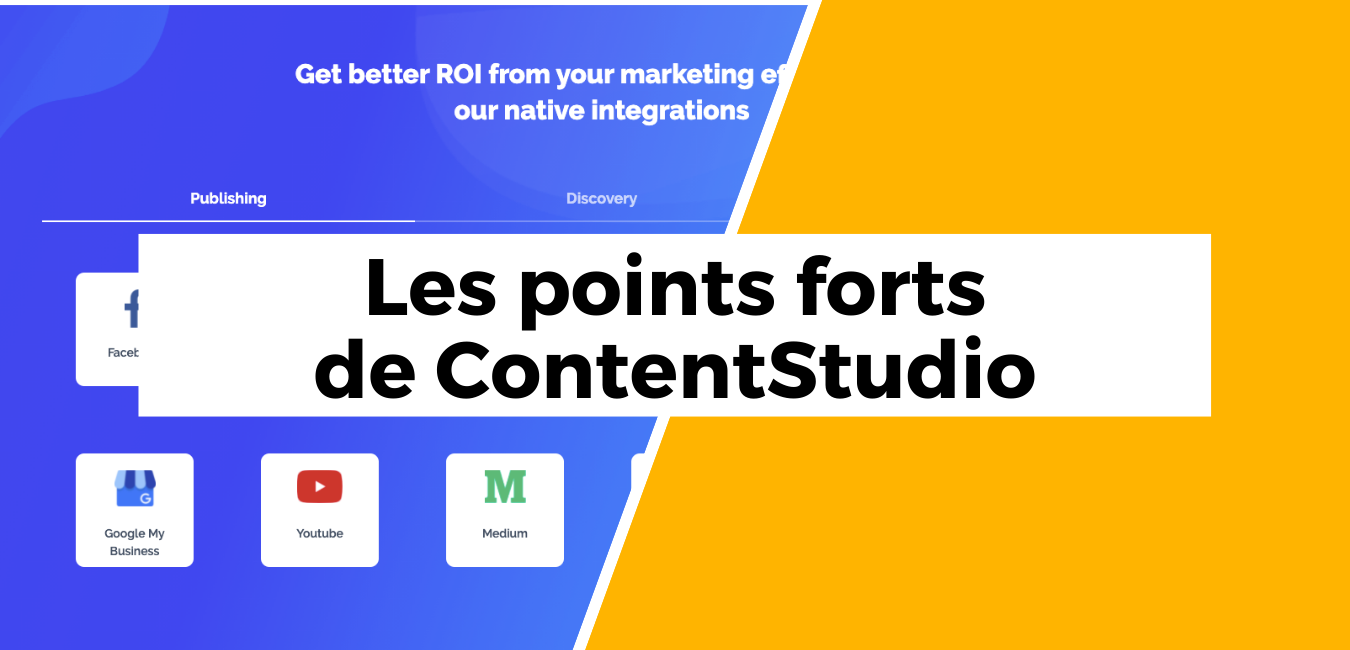 ContentStudio - Business Tools review - avantages