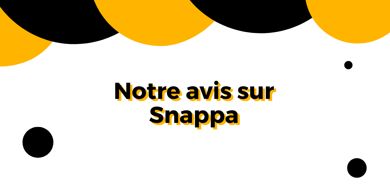 Snappa - Business Tools review - notre avis