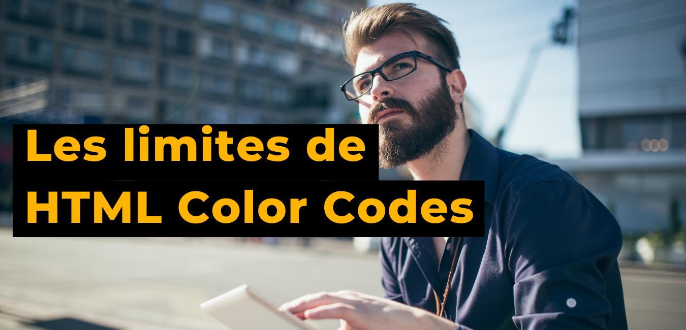 HTML Color Codes - Business Tools Review - Les limites